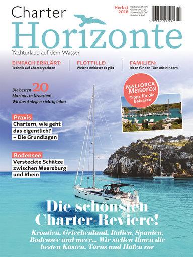 Titel: Charter Horizonte 02/2018