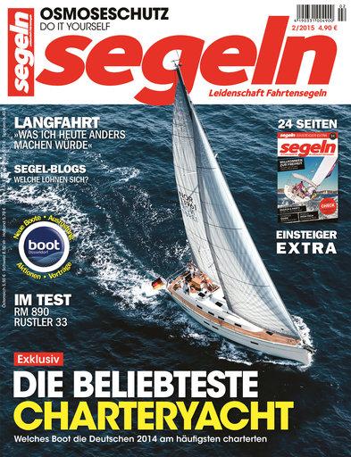 Titel: segeln 02/2015