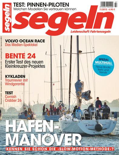 Titel: segeln 07/2015