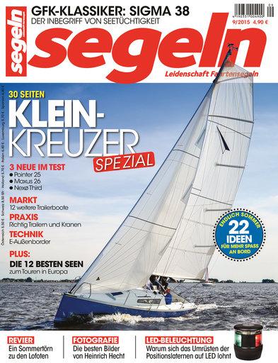 Titel: segeln 09/2015