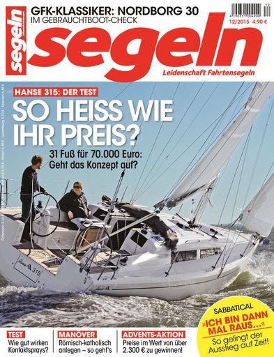 Titel: segeln 12/2015