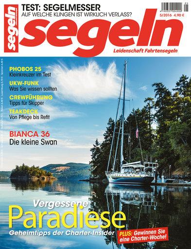 Titel: segeln 05/2016