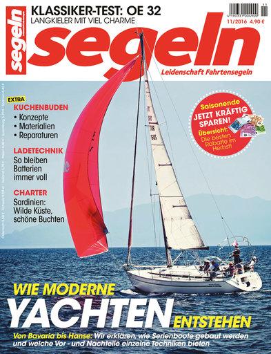 Titel: segeln 11/2016