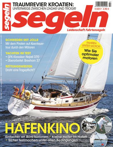 Titel: segeln 07/2017
