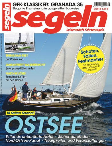 Titel: segeln 05/2018