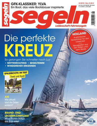 Titel: segeln 08/2018