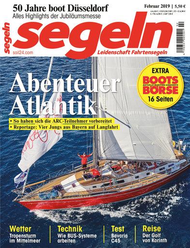 Titel: segeln 02/2019