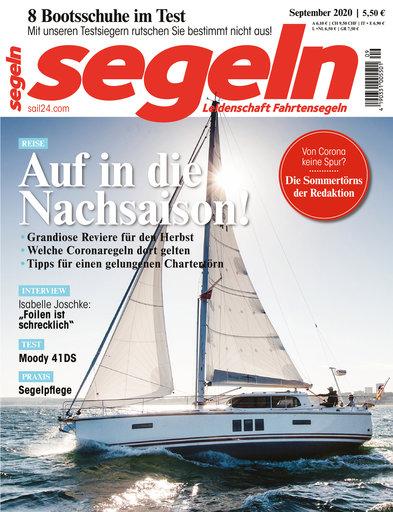 Titel: segeln 09/2020