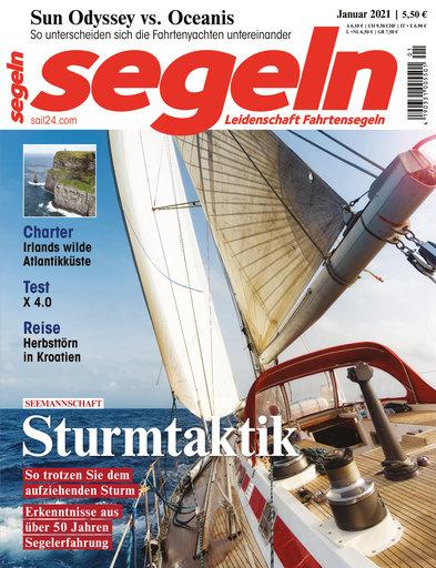 Titel: segeln 01/2021
