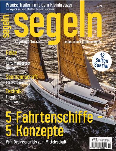 Titel: segeln 09/2021