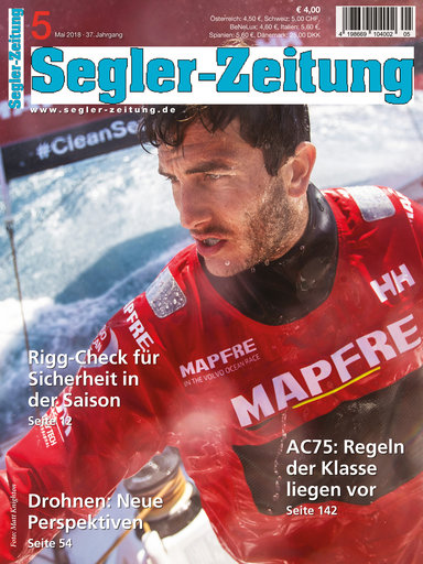 Titel: Segler-Zeitung 05/2018