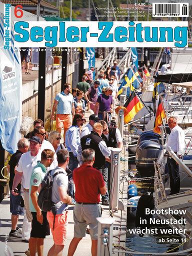 Titel: Segler-Zeitung 06/2018