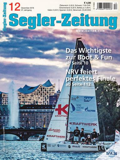 Titel: Segler-Zeitung 12/2018