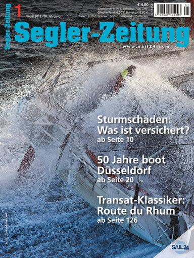 Titel: Segler-Zeitung 01/2019