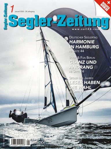 Titel: Segler-Zeitung 01/2020