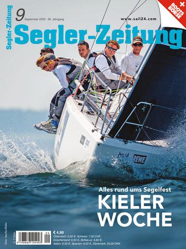 Titel: Segler-Zeitung 09/2020