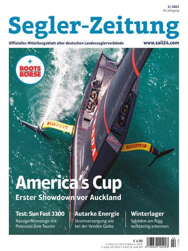 Cover: Segler-Zeitung