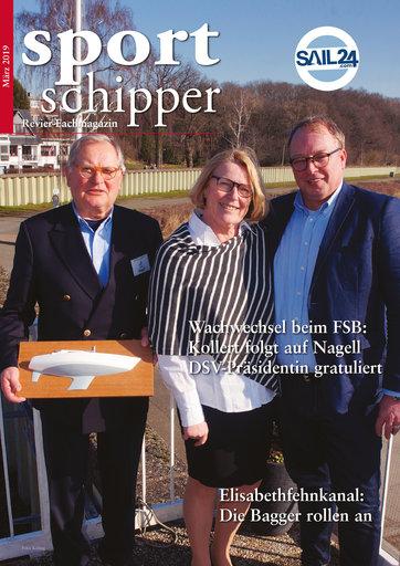 Titel: Sport Schipper 03/2019