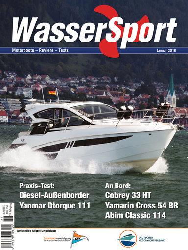 Titel: WasserSport 01/2018