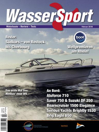 Titel: WasserSport 02/2018
