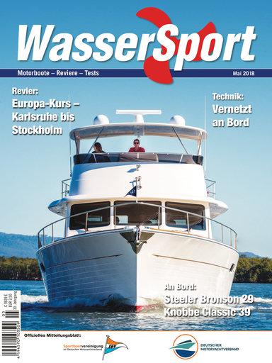 Titel: WasserSport 05/2018