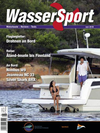 Titel: WasserSport 06/2018