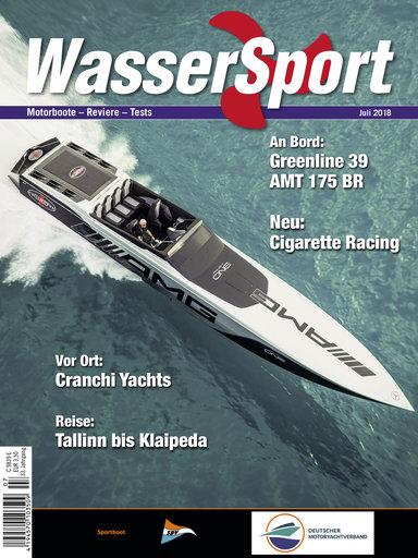 Titel: WasserSport 07/2018