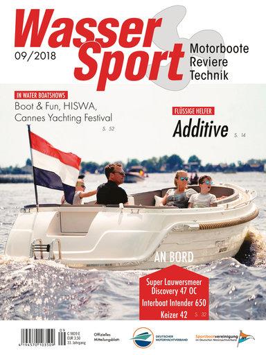 Titel: WasserSport 09/2018