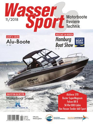 Titel: WasserSport 11/2018