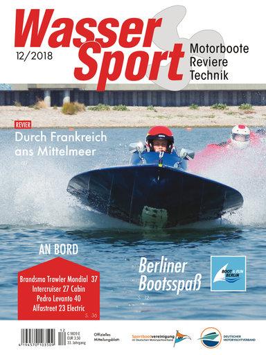 Titel: WasserSport 12/2018
