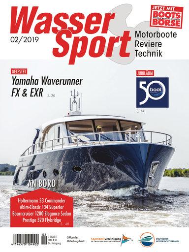 Titel: WasserSport 02/2019