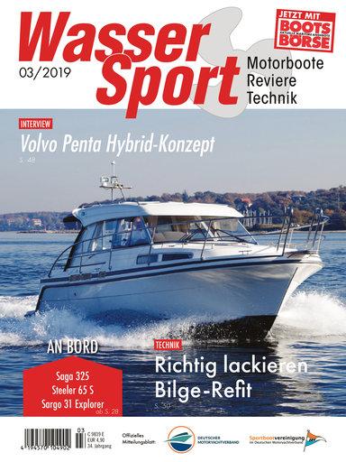 Titel: WasserSport 03/2019