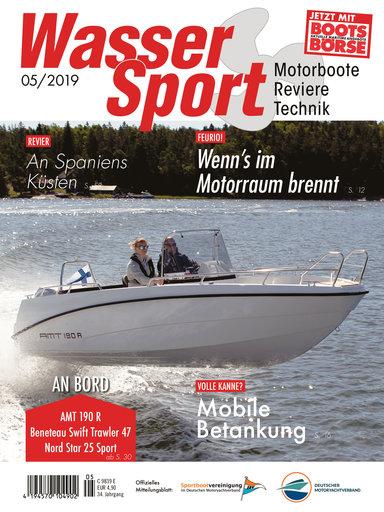 Titel: WasserSport 05/2019