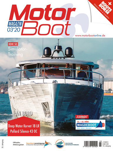 Titel: MotorBoot Magazin 03/2020