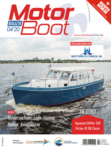 MotorBoot Magazin