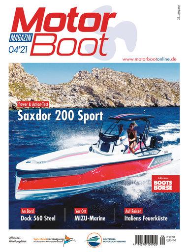 MotorBoot Magazin